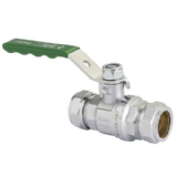 Pegler Full Bore 22mm Water / Gas Isolation Lever Valve - 07000120